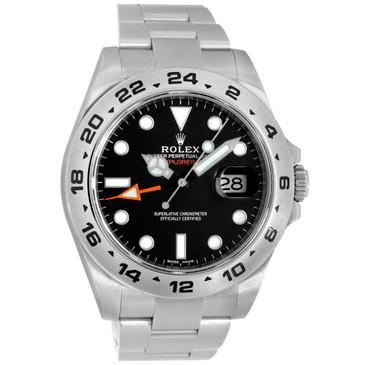 Rolex Stainless Steel Explorer II 216570