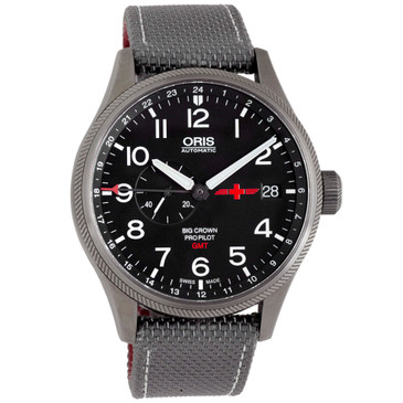 Oris Big Crown ProPilot GMT Rega Limited Edition 01 748 7710 4284