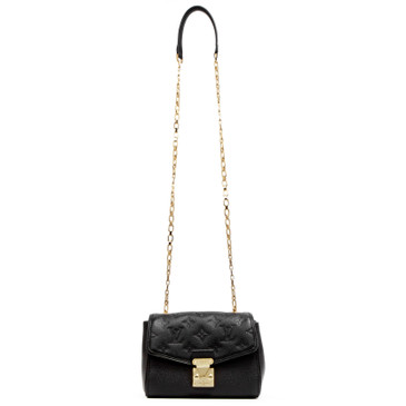 Louis Vuitton Black Empreinte Saint Germain BB