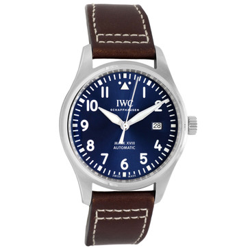 "IWC Stainless Steel Pilot Mark XVIII ""Petit Prince"" IW327004"
