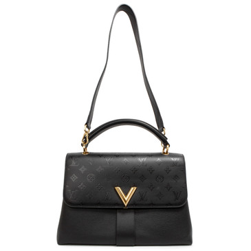Louis Vuitton Black Very One Handle