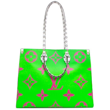 Louis Vuitton Vert Monogram Giant Onthego