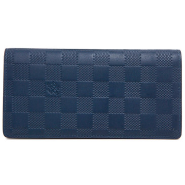 Louis Vuitton Cosmos Damier Infini Brazza Wallet
