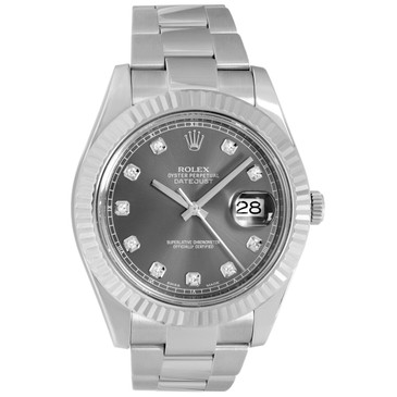 Rolex Stainless Steel Datejust II  116334