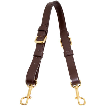 Louis Vuitton Ebene Leather Trevi Shoulder Strap