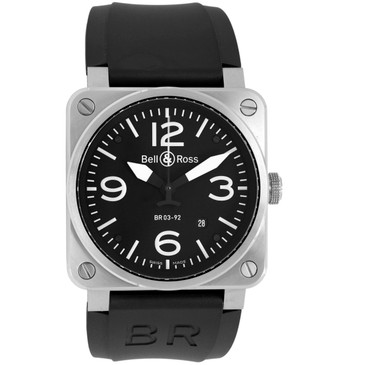 Bell & Ross Stainless Steel BR 03-92