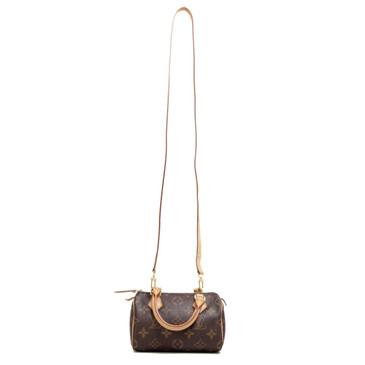 Louis Vuitton Monogram Mini HL Speedy