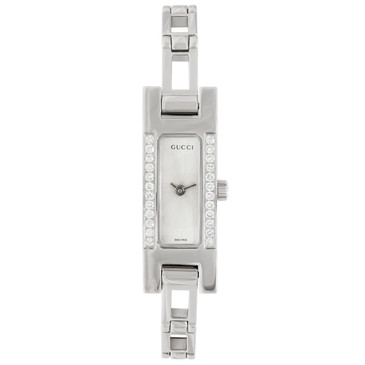 Gucci 3900L Diamond Ladies  Watch
