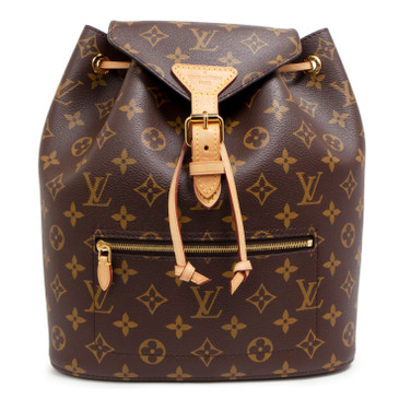 Louis Vuitton Monogram Montsouris NM Backpack
