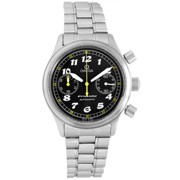 Omega Stainless Steel Dynamic Chronograph 5240.5000