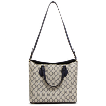 Gucci GG Supreme Monogram Canvas Linea A Tote