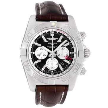 Breitling Stainless Steel Chronomat GMT AB0410