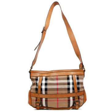 Burberry House Check Pasmore Crossbody