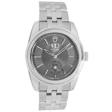 Tudor Stainless Steel Glamour Automatic 57000