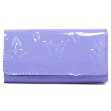 Louis Vuitton Lilas Vernis 4 Key Holder