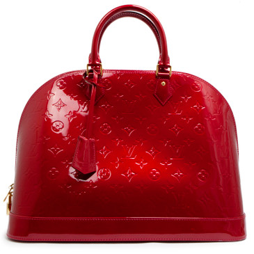 Louis Vuitton Pomme D'Amour Vernis Alma GM