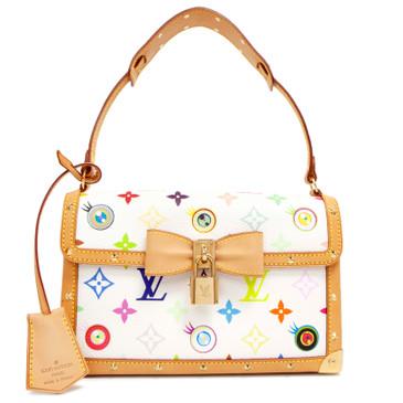 Louis Vuitton Monogram Multicolore Eye Miss You Bag