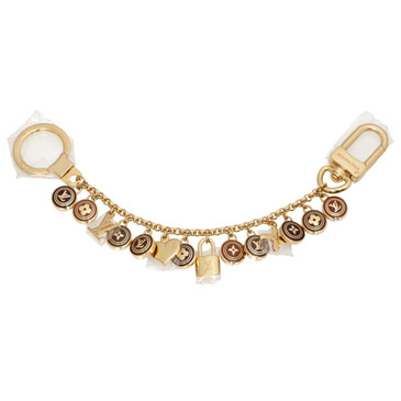 Louis Vuitton Pastilles Bag Charm Chain
