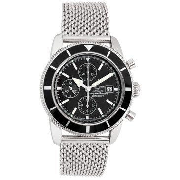 Breitling Stainless Steel Superocean Heritage Chronograph 46 A1332024/B908