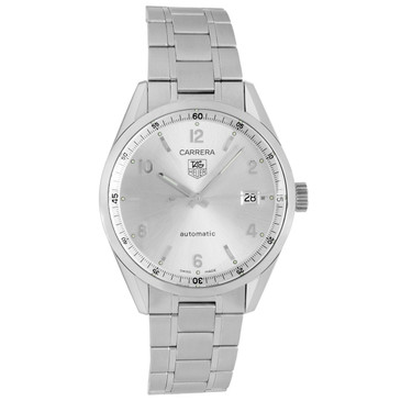 Tag Heuer Stainless Steel Carrera Automatic Watch WV211A.BA0787