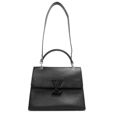 Louis Vuitton Black Epi Grenelle MM