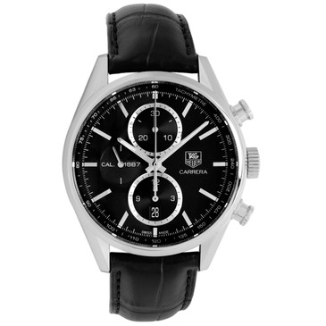 Tag Heuer Stainless Steel Carrera Chronograph CAR2110.FC6266