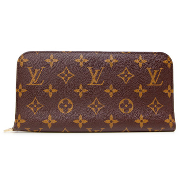 Louis Vuitton Monogram Red Insolite Wallet