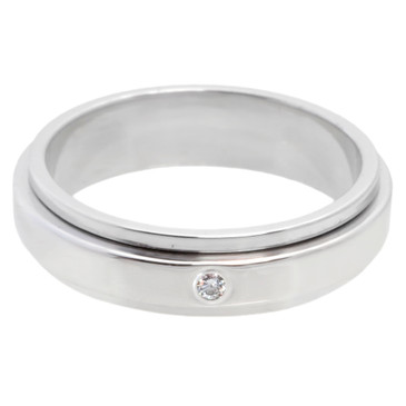 Piaget Possession 18k White Gold Diamond Ring