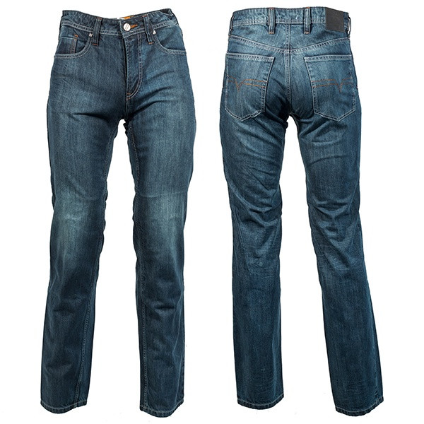 Richa Hammer 2 CE Jeans - Blue Stone