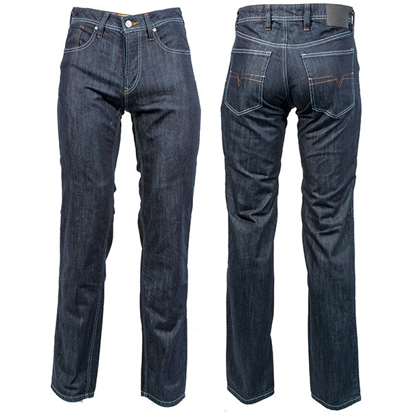 Richa Hammer 2 CE Jeans - Dark Blue