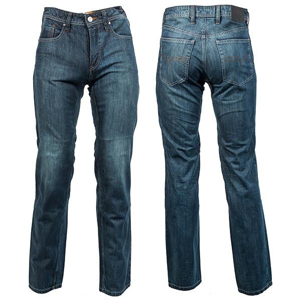 Richa Hammer 2 CE Jeans Short Leg - Stone Blue