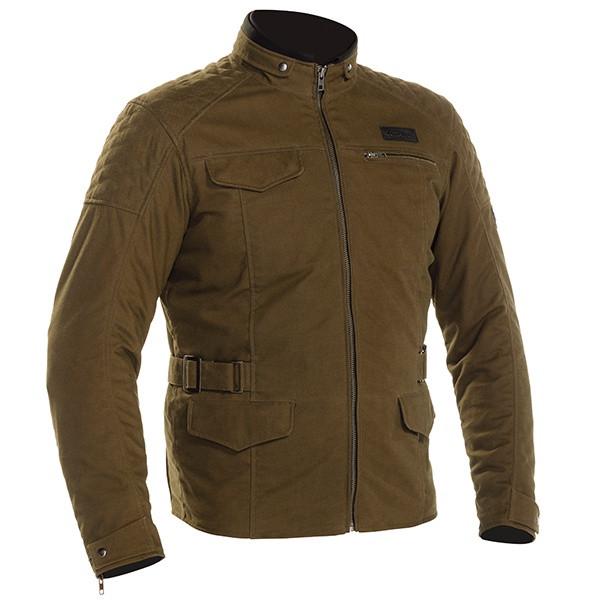 Richa Galvestone Long Jacket - Green