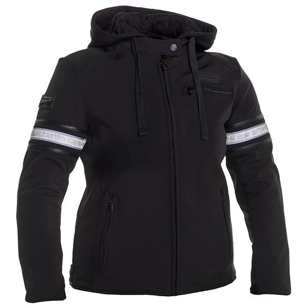 Richa Toulon 2 Ladies Softshell Jacket - Black