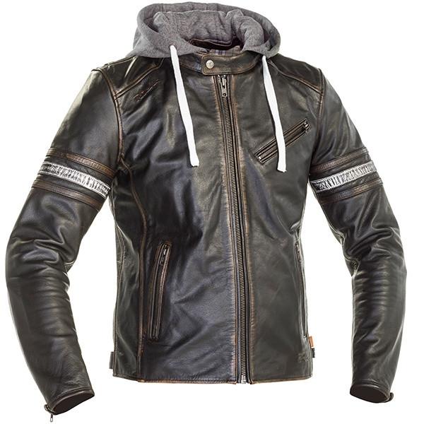 Richa Toulon 2 Men's Leather Jacket - Black