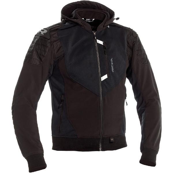 Richa Atomic Air Mesh Jacket - Black