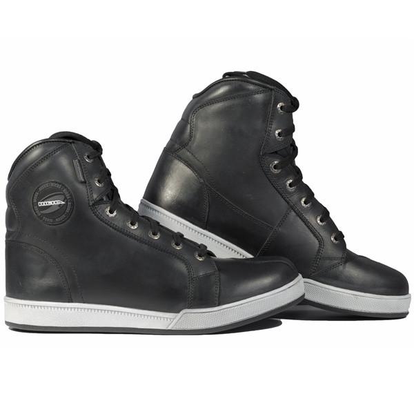 Richa Krazy Horse Boot Black - Black