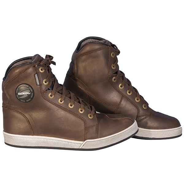 Richa Krazy Horse Waterproof Boots - Brown