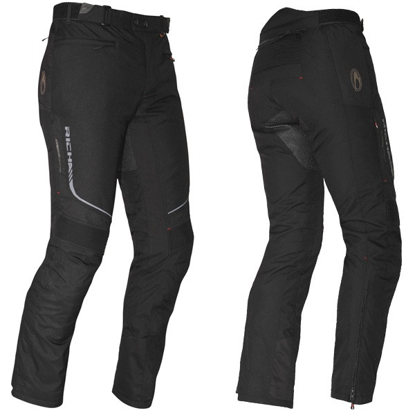 Richa Colorado Ladies Trousers Regular - Black