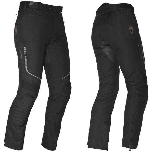 Richa Colorado Ladies Trousers Short - Black