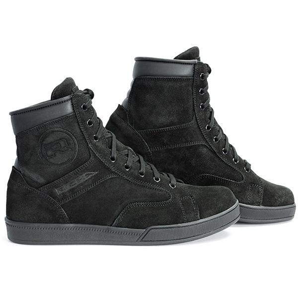 Richa Rocky Waterproof Short Boots - Black
