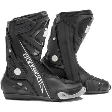 Richa Blade Leather Waterproof Boots - Black