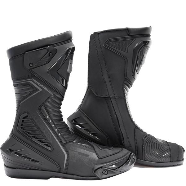 Richa Velocity Waterproof Sports Boot - Black / Black