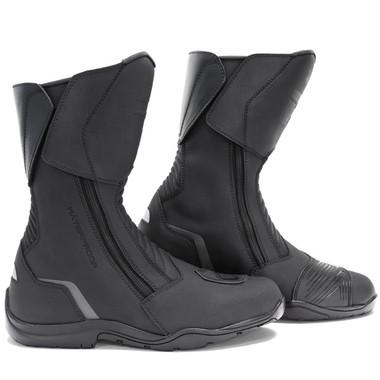 Richa Nomad Evo Long Waterproof Boots - Black