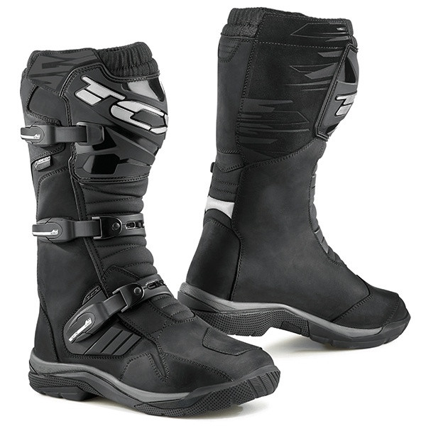 TCX Baja Gore-Tex Adventure Boots - Black