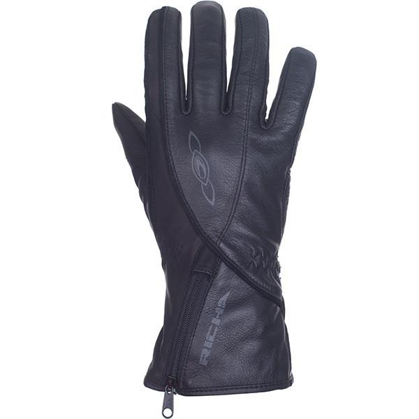 Richa Summer Waterproof Lilly Ladies Gloves - Black