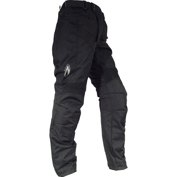 Richa Everest Ladies Textile Trousers Regular - Black
