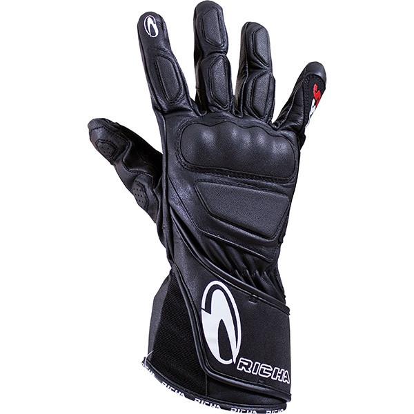 Richa WSS Ladies Leather Gloves - Black