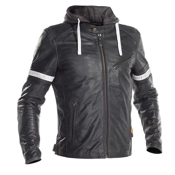 Richa Toulon 2 Men's Leather Jacket - Grey