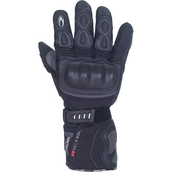 Richa Arctic Hipora Ladies Waterproof Gloves - Black