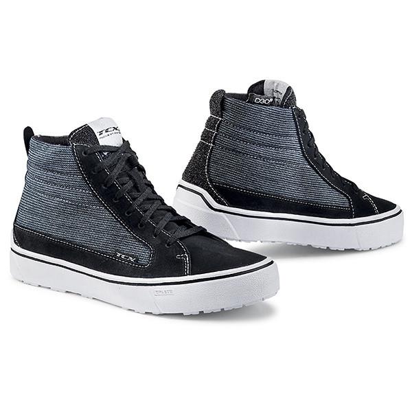 TCX Street 3 Tex Lady Waterproof Boots - Black / Grey